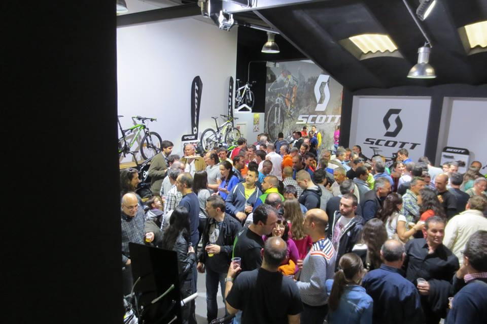 Ya esta inaugurada la nueva tienda de bicis Soria Bike en soria