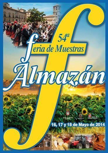 Veisa S.L. estara presente en la 54 edicion de la feria de muestras de Almazán