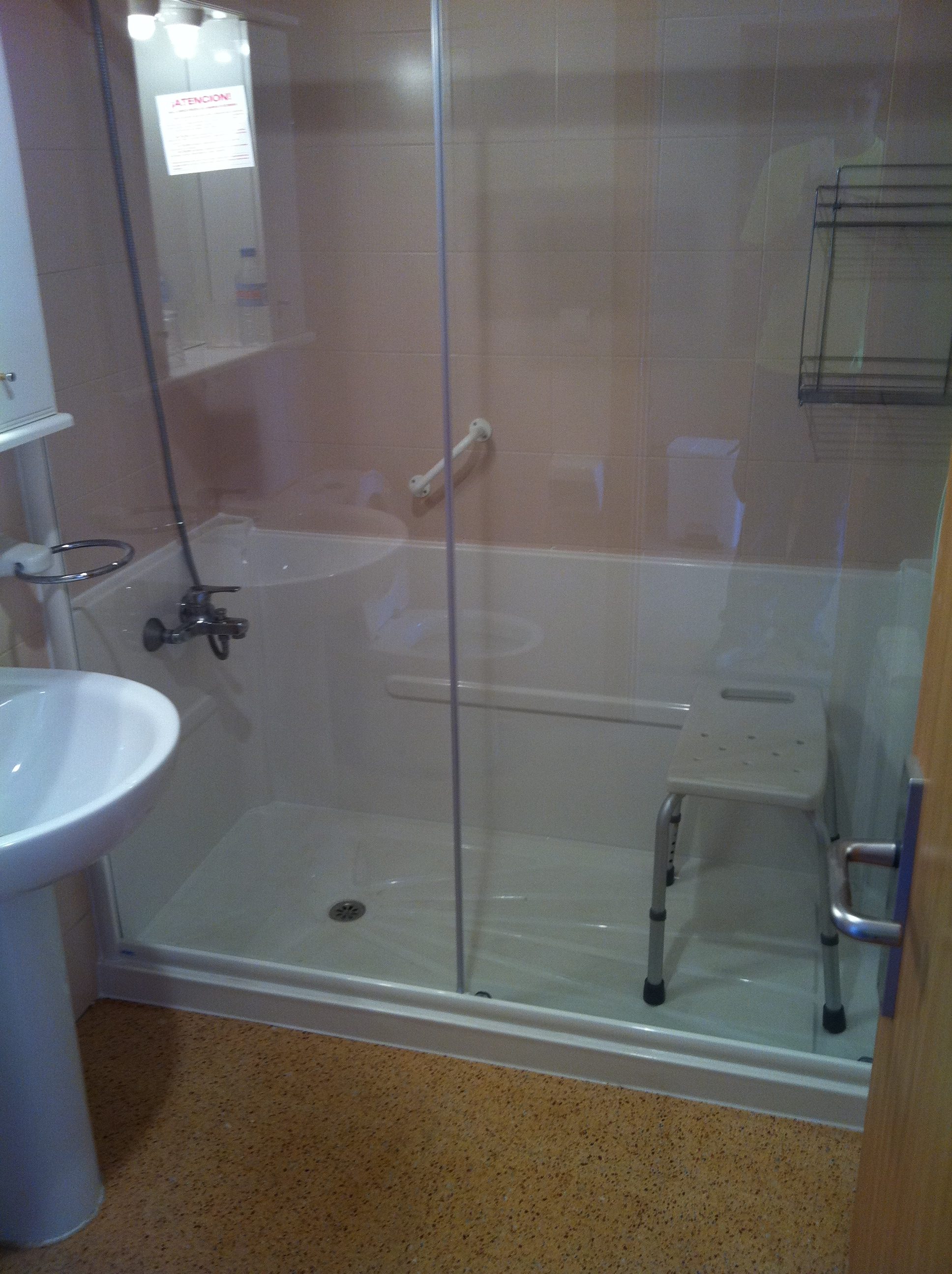 Cambio Bañera a ducha en 6 horas