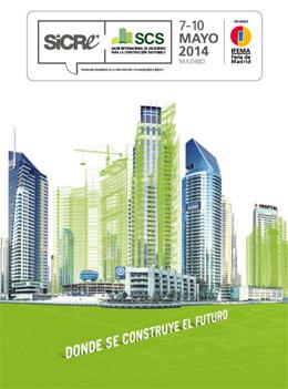 VEISA ASISTIRA A SICRE 2014 (semana  internacional construcción y rehabilitación eficiente)