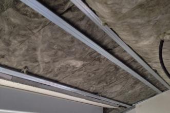 Tabiqueria seca, techos, pladur, trasdosados.