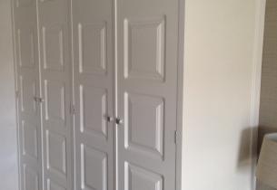 Carpinteria en general, armarios empotrados, parquets.